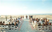 La Jolla Shores Hotel - Beach Wedding Ceremony