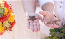 La Jolla Shores Hotel - SheWanders Photography - Bride and Groom Handes