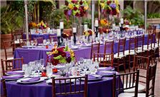 La Jolla Shores Hotel - SheWanders Photography - Reception Tables