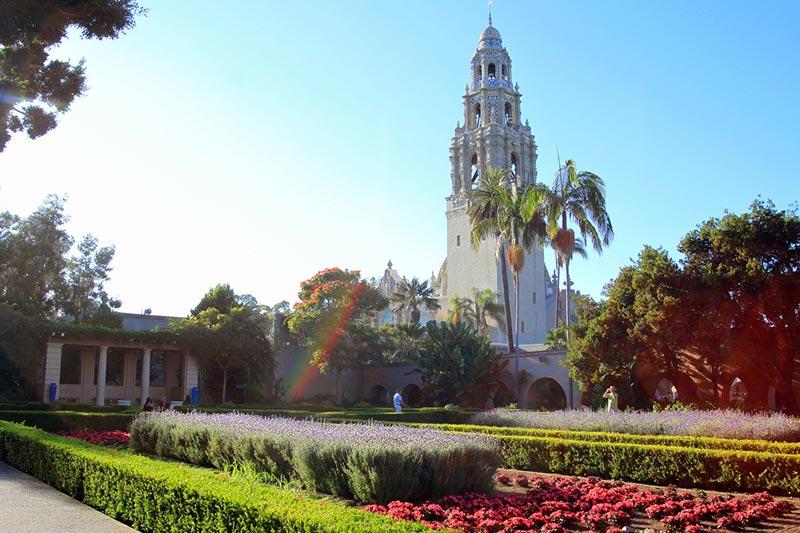 Balboa Park and Museums at California