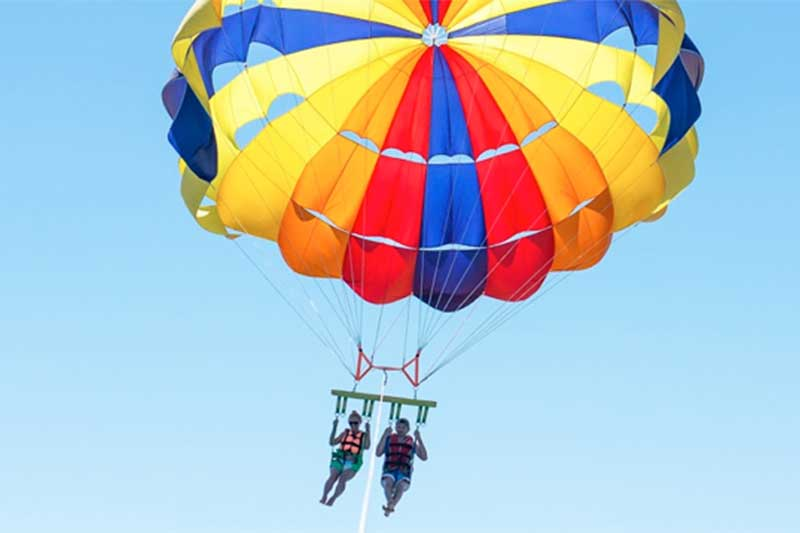 Learn to Paraglide (or Just Watch) at California