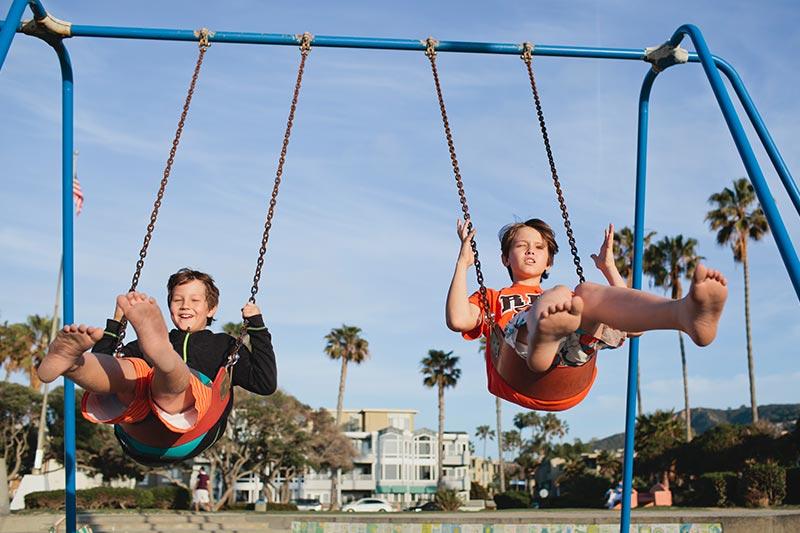 Play at The Park at California