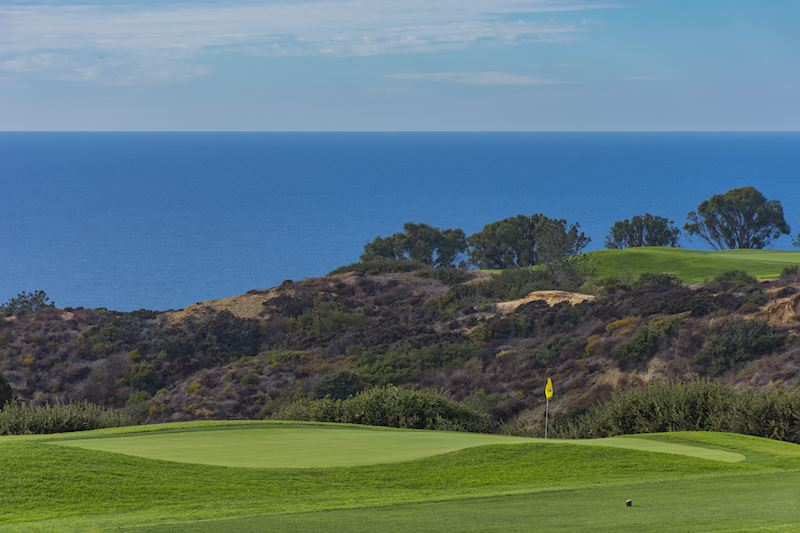 Golf Where The Pros Play at La Jolla