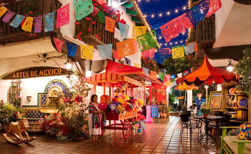 Old Town San Diego restaurants nearby La Jolla Shores Hotel