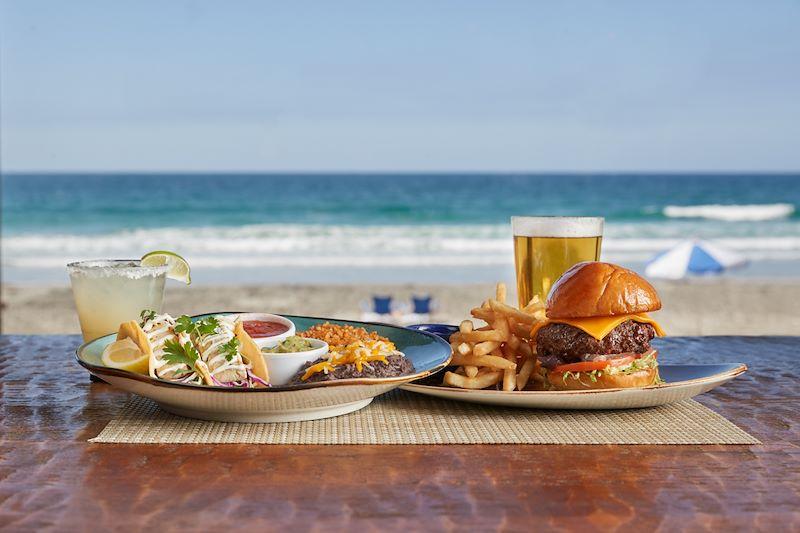 The Shores Restaurant in La Jolla Shores Hotel California