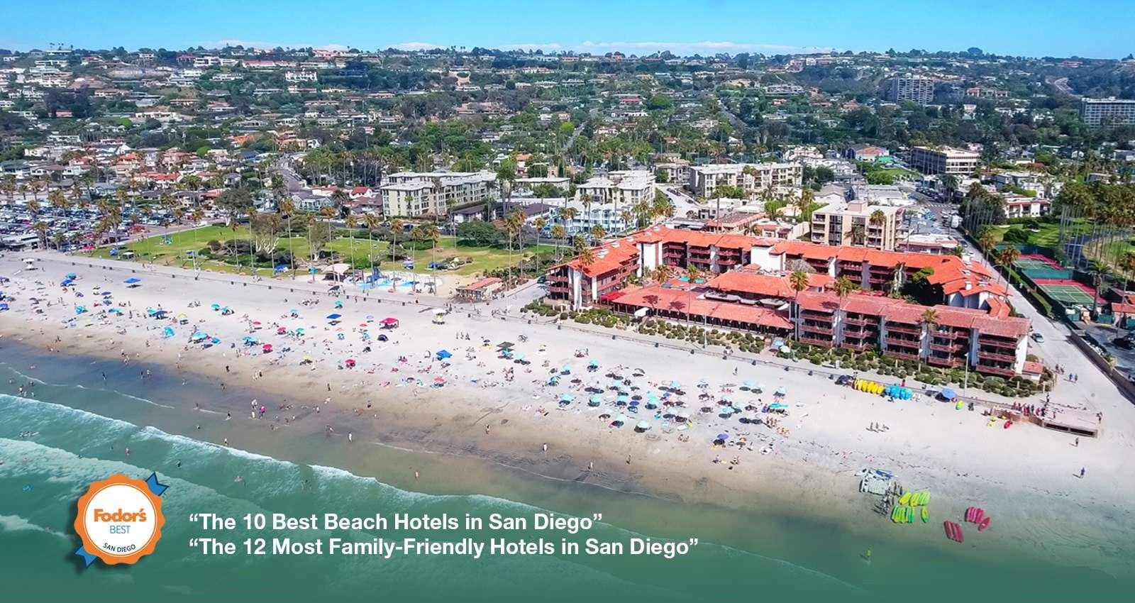 A Beachfront La Jolla Hotel - La Jolla Shores Hotel