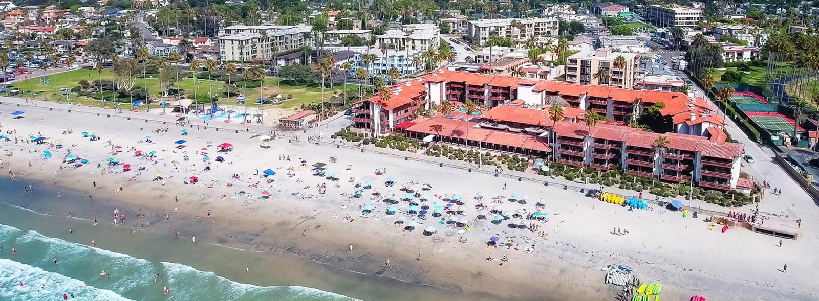 ADA Compliance of La Jolla Shores Hotel