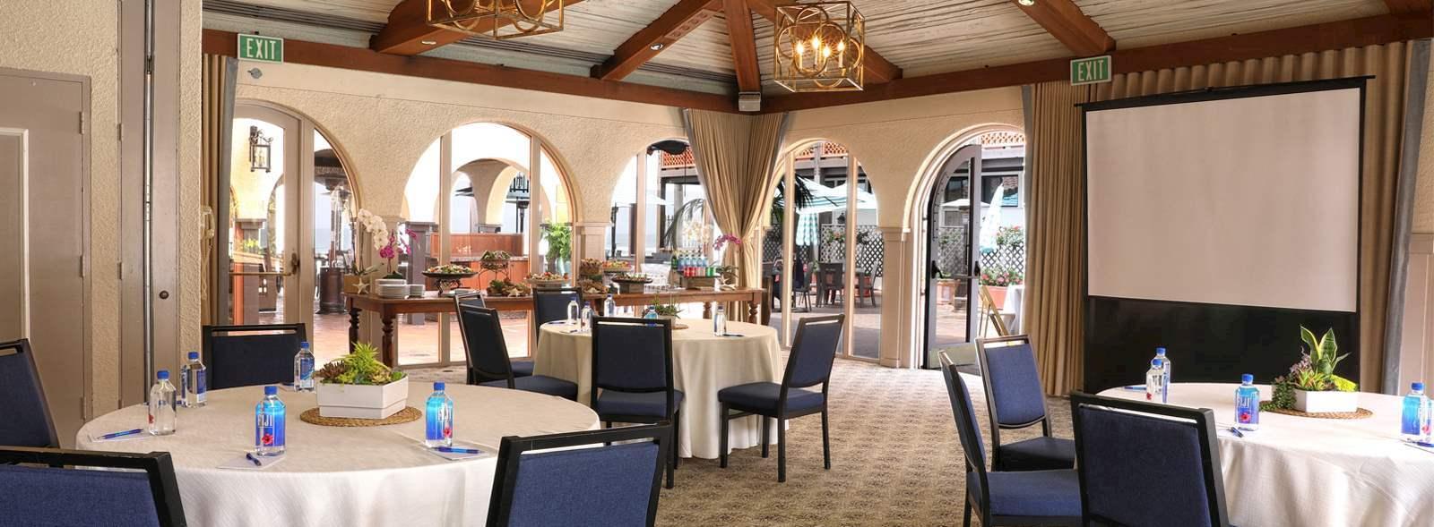 Meeting Venues at La Jolla Shores Hotel, California