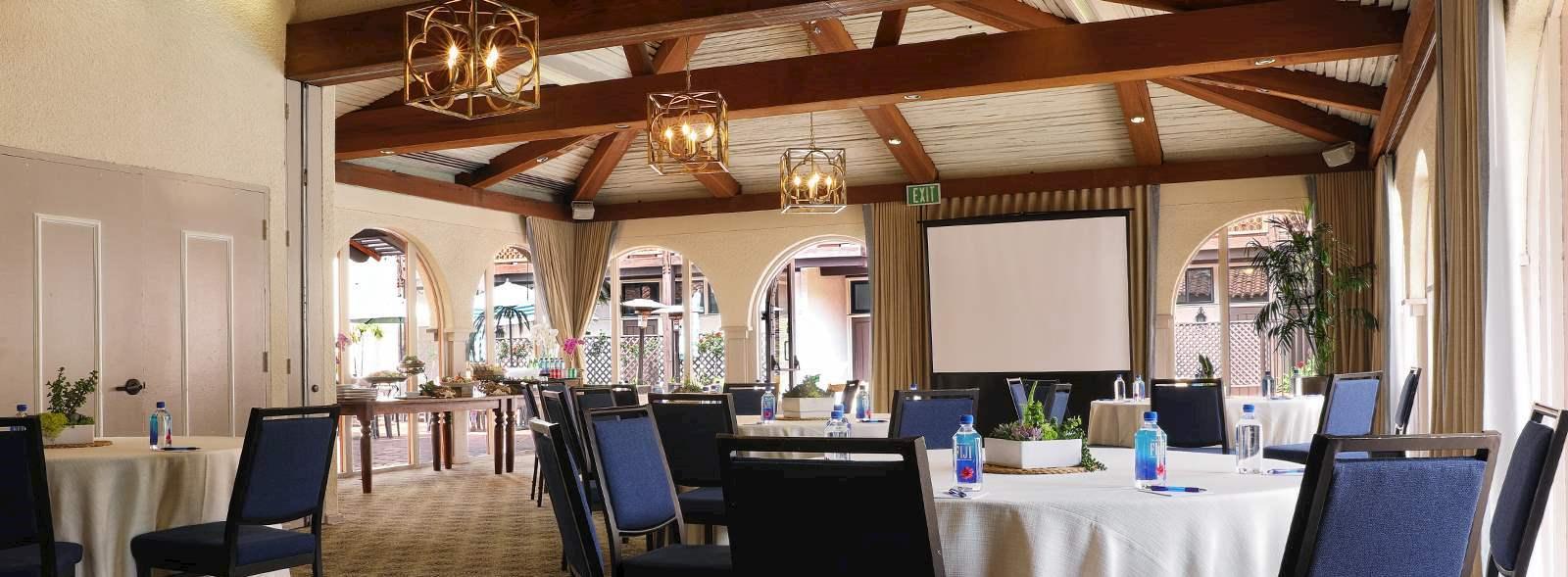 La Jolla Shores Hotel Meeting