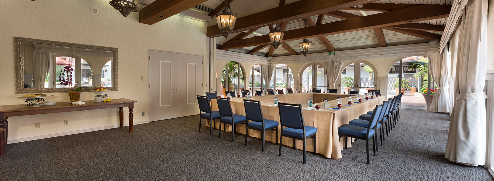 Meeting Venues at La Jolla Shores Hotel, California