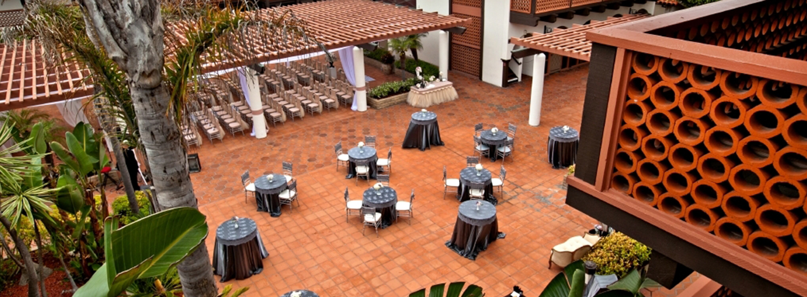 Wedding Venues at La Jolla Shores Hotel, California