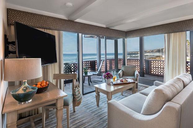 Beachfront Rooms