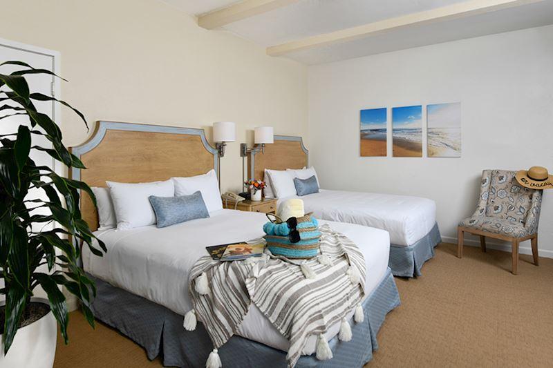 Garden Patio Room in La Jolla Shores Hotel California
