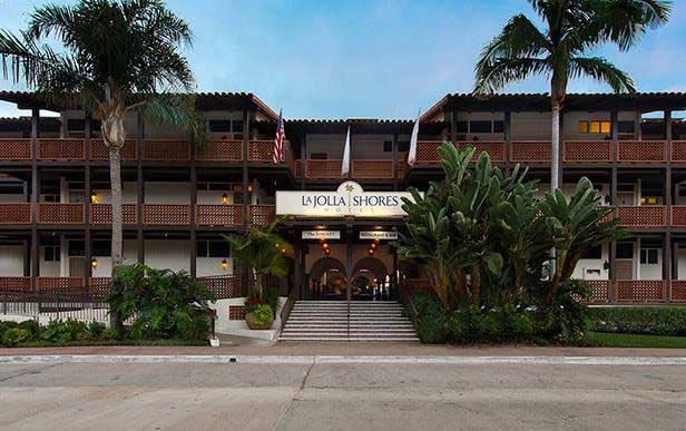 AARP Members of La Jolla Shores Hotel California
