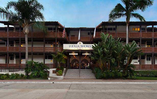 Affordable Corporate Rates at La Jolla Shores Hotel California