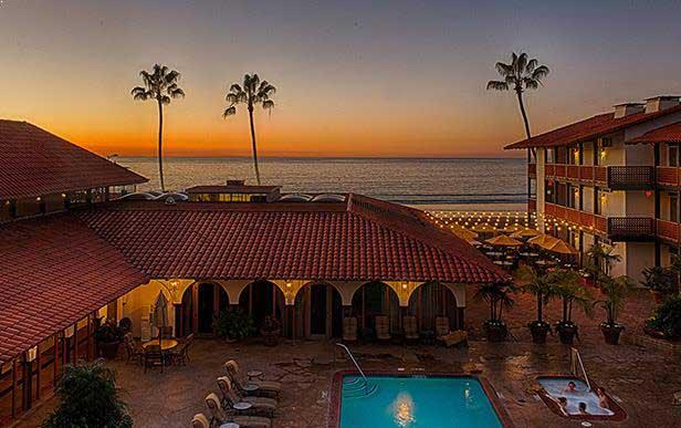 Save on Mid Week Stays at La Jolla Shores Hotel California