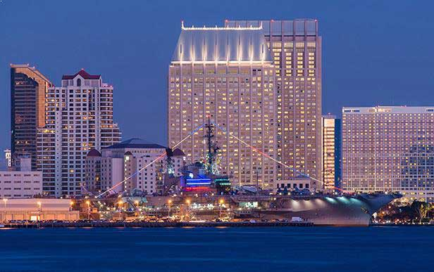 San Diego Attractions of California