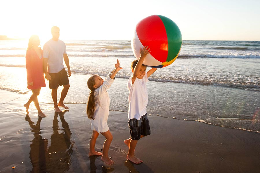 We're Fun for The Whole Family - Family Friendly, La Jolla
