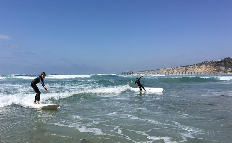 La Jolla Activities of California