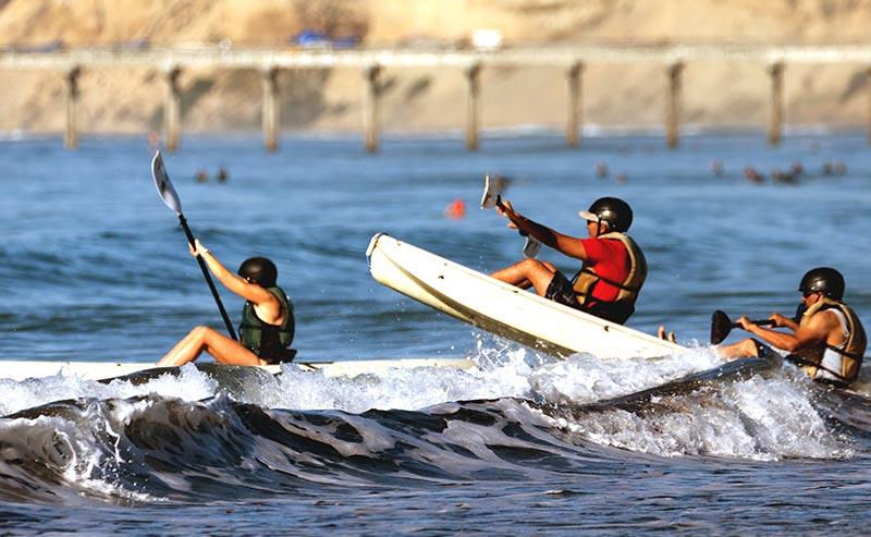 La Jolla Activities at California