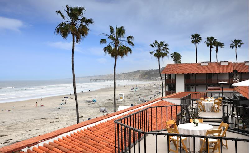 Meetings at La Jolla Shores Hotel California
