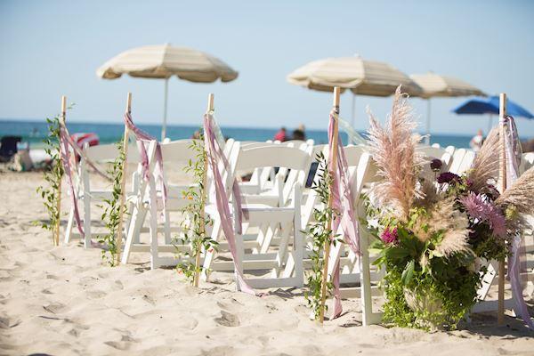 The Beach of La Jolla Shores Hotel California